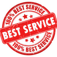 picture of companies 100 percent best service
