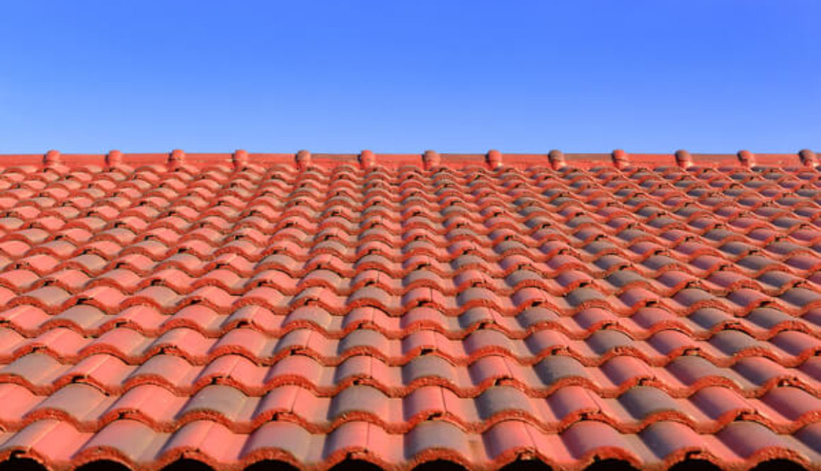 a picture of roofing tiles in bristol come in many different types, slate concrete, wooden shingles and more