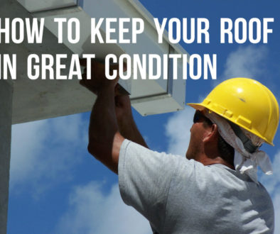 a picture of how to keep your roofing in Bristol in great condition